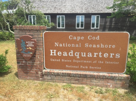 Cape Cod National Seashore HQ