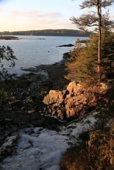 Isle Au Haut, Acadia