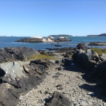 Hangman Island, Boston Harbor Islands